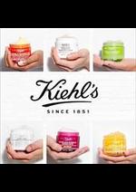 Catalogues et collections Kiehl's : Nouveautés