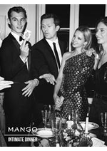 Catalogues et collections MANGO : Intimate Dinner