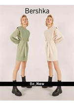 Catalogues et collections Bershka : Be New
