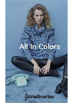 Catalogues et collections Stradivarius : All in Colors