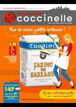 Prospectus Coccinelle : Pour de vraies galettes bretonnes!