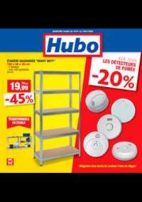 Prospectus Hubo Auvelais : Hubo Folder