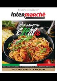 Prospectus Intermarché Super Givet : Les saveurs de l'Italie