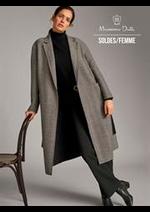 Prospectus Massimo Dutti : Soldes / Femme