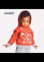 Prospectus Okaïdi : Collection Garçon Bébé