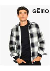 Prospectus Gemo PONTARLIER : Chemises Homme