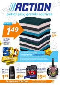 Prospectus Action Ivry-sur-Seine : Petits prix grands sourires