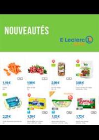 Prospectus E.Leclerc drive Conflans Sainte Honorine : Nouveautés