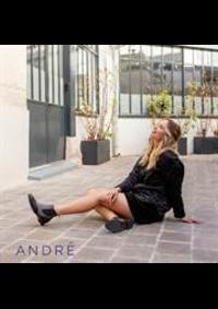 Prospectus André Villeneuve-la-Garenne : Nouveautés