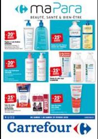 Prospectus Carrefour MONTIGNY LES CORMEILLES : MA PARA Beauté, Santé et bien-être