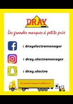 Prospectus Dray : Promo D' Hiver