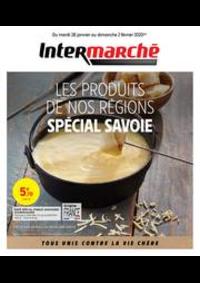 Prospectus Intermarché Super Nanterre : SPÉCIAL SAVOIE