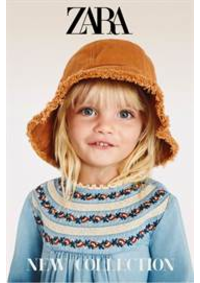 Prospectus ZARA PARIS 28-32 VICTOR HUGO : New Collection Kids