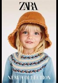 Prospectus ZARA ROISSY-EN-FRANCE : New Collection Kids