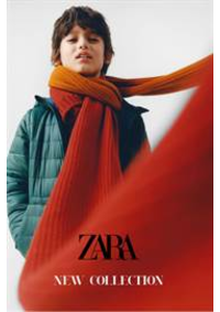 Prospectus ZARA ANDERLECHT Westland Shopping Center : New Collection Boys