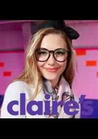 Prospectus Claire's BAGNOLET : Nouveautés