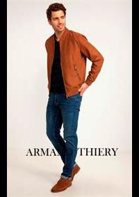 Prospectus Armand Thiery LILLE : Nouveautés / Homme