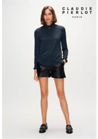 Prospectus Claudie Pierlot LE CHESNAY  : Collection Tops & Chemises