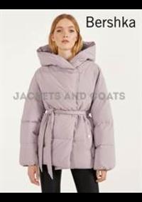 Prospectus Bershka AUBERVILLERS : Jacket and Coat