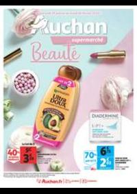 Prospectus Auchan MONTIVILLIERS : Auchan Beauté