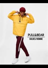 Prospectus Pull & Bear AULNAY SOUS BOIS : Soldes / Homme