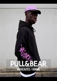 Prospectus Pull & Bear Bruxelles - Av Louise  : Nouveautés / Homme