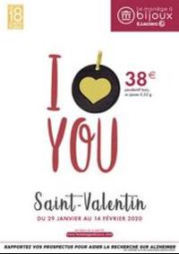 Prospectus E.Leclerc VITRY SUR SEINE : SAINT-VALENTIN