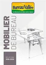 Prospectus Bureau Vallée : Mobilier de Bureau