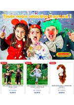 Promos et remises  : Toute notre sélection Carnaval!