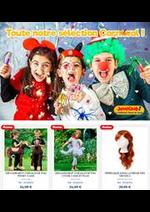 Prospectus JouéClub : Toute notre sélection Carnaval!