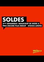 Prospectus Wibra : Soldes