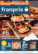 Prospectus Franprix : Offres franprix