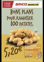 Bons Plans Bricomarché : Catalogue Bricomarché