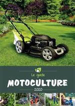 Prospectus Point Vert : Le Guide Motoculture 2020