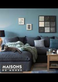 Catalogues et collections Maisons du Monde Bruxelles : Maisons Trends