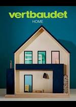 Journaux et magazines VERTBAUDET : Catalogue Home