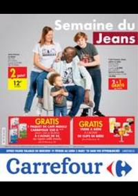 Prospectus Carrefour JAMBES : Semaine du Jeans