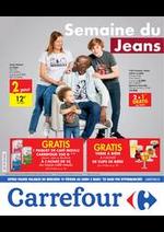 Promos et remises  : Semaine du Jeans