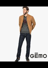 Prospectus Gemo GENNEVILLIERS : Nouveautés Homme