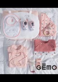 Prospectus Gemo GENNEVILLIERS : Nouveautes Bébé