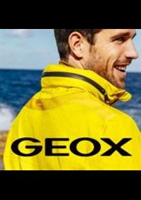 Catalogues et collections Geox PARIS : Collection Homme