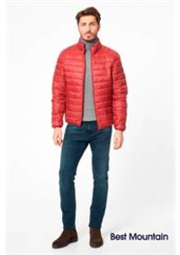 Catalogues et collections Best Mountain AUBERVILLIERS : Collection Homme