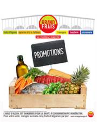 Prospectus Grand Frais Claye-Souilly : Promotions
