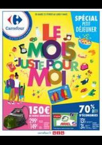 Prospectus Carrefour Riom Menetrol : Catalogue Carrefour