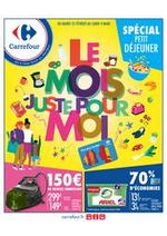 Promos et remises  : Catalogue Carrefour