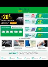 Prospectus Feu Vert ERMONT : Offres Feu Vert