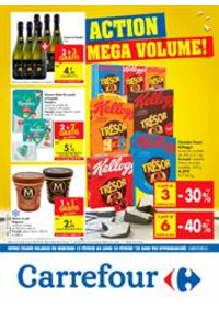 Prospectus Carrefour Express ANDERLECHT Mons  : Action Mega Volumen