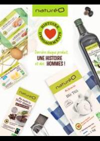 Prospectus NaturéO LIVRY-GARGAN : Les produits à la marque naturéO