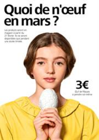Prospectus Flying Tiger Clermont-Ferrand : Quoi de n'œuf en mars?