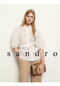 Prospectus Sandro LEVALLOIS PERRET : Collection Femme